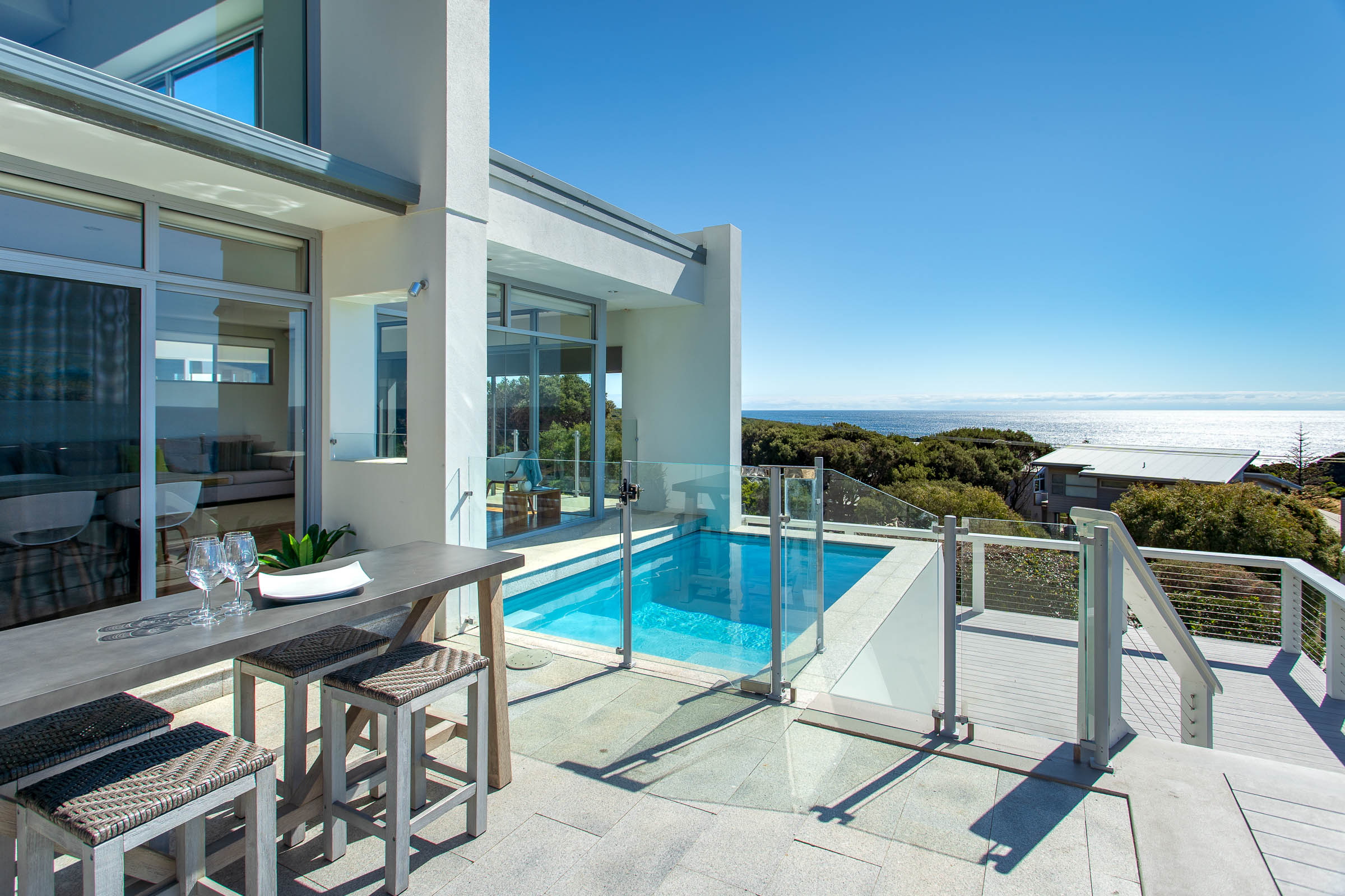 Salty Kiss | Yallingup Holiday House With Pool | Private