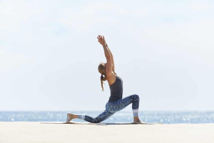 Mandy, Devahiti Yoga