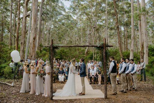 Boranup Forest Weddings