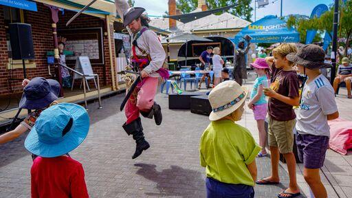 Busselton Fringe Festival