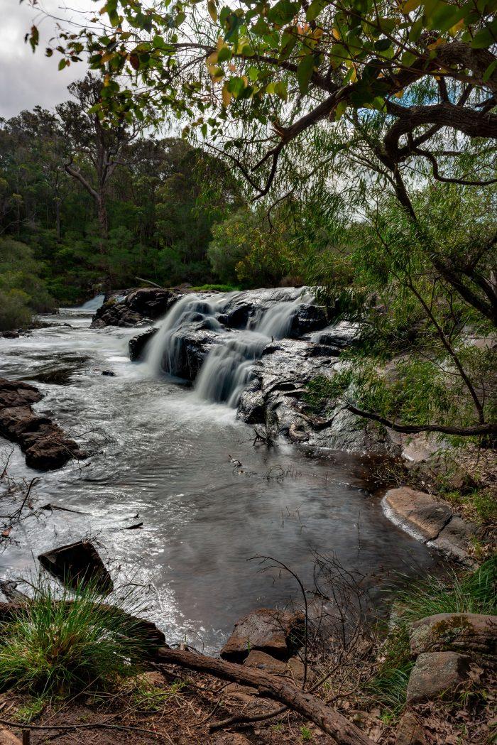 Yalgardup Falls. Image courtesy @_annabelclaire_