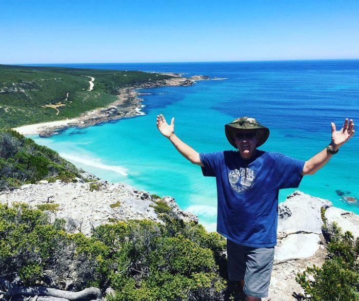 Contos cliffs. Photograph supplied by Cape to Cape Explorer Tours