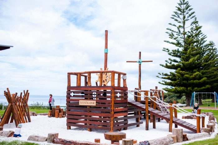 Flinders Bay playground by Photo Elements