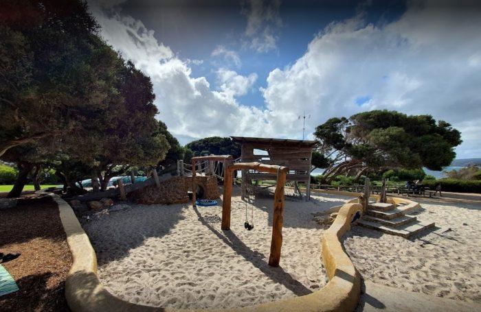 Yallingup Beach Playground. Image by Os Humphries